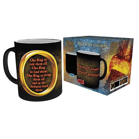 Caneca Mágica The Lord of the Rings One Ring