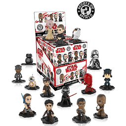 Mystery Mini Blind Box: Star Wars Episode VIII The Last Jedi