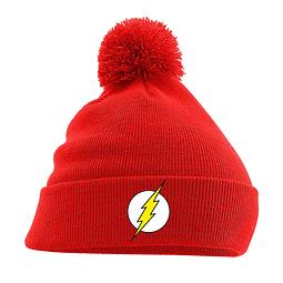 Gorro The Flash Logo Red