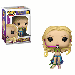 POP! Rocks: Britney Spears - Britney Spears Slave 4U