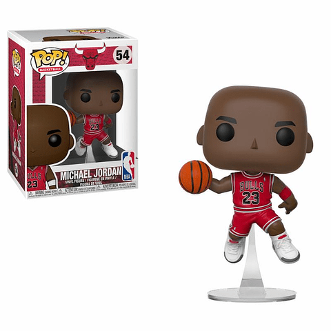 POP! Basketball: Chicago Bulls - Michael Jordan