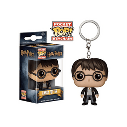 Porta-chaves Pocket POP! Harry Potter: Harry Potter