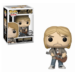 POP! Rocks: Kurt Cobain - Kurt Cobain MTV Unplugged Edição Exclusiva