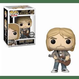 POP! Rocks: Kurt Cobain - Kurt Cobain MTV Unplugged Edição Exclusiva