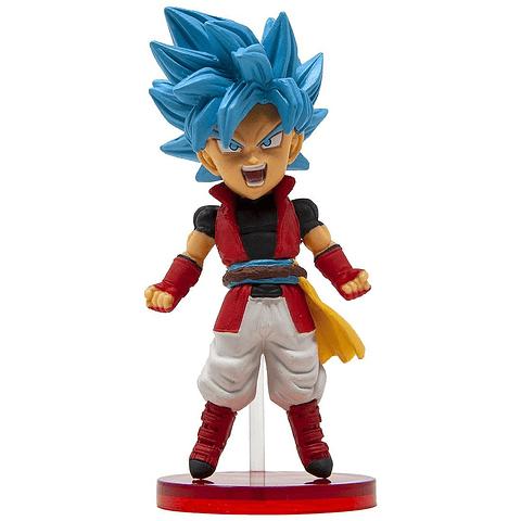 Super Dragon Ball Heroes WCF Vol.4 - Male Saiyan Avatar (Blue)