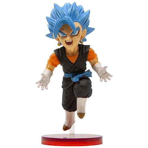 Super Dragon Ball Heroes WCF Vol.4 - Super Saiyan Blue Vegito (Blue)