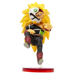 Super Dragon Ball Heroes WCF Vol.4 - Super Saiyan 3 Bardock Xeno (Yellow)