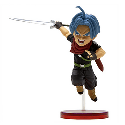 Super Dragon Ball Heroes WCF Vol.4 - Future Trunks (Blue)