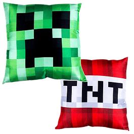 Almofada Minecraft Craft