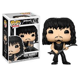 POP! Rocks: Metallica - Kirk Hammett