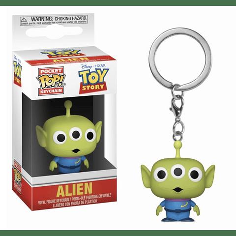 Porta-chaves Pocket POP! Toy Story: Alien