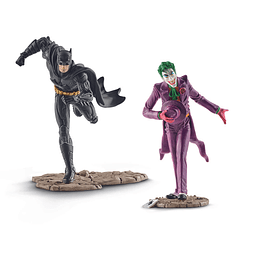 Conjunto DC Comics Batman vs The Joker