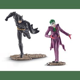 Conjunto DC Comics Batman vs The Joker