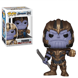 POP! Marvel Avengers Endgame: Thanos