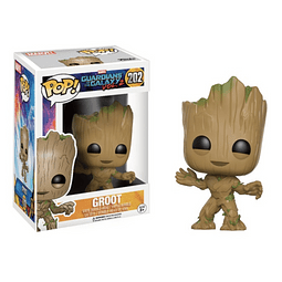 POP! Marvel Guardians of the Galaxy Vol. 2: Young Groot