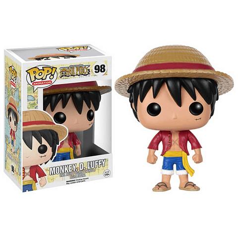 POP! Animation: One Piece - Monkey D. Luffy