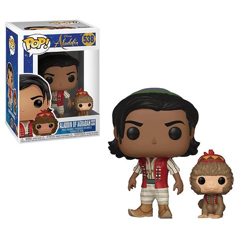 POP! Disney Aladdin: Aladdin with Abu