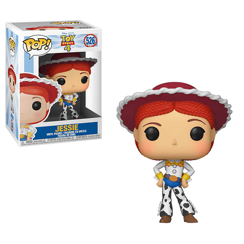 POP! Disney Pixar Toy Story 4: Jessie