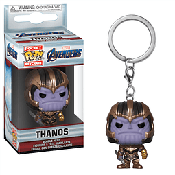 Porta-chaves Pocket POP! Marvel Avengers Endgame: Thanos