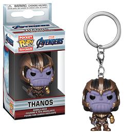 Porta-chaves Pocket POP! Marvel Avengers Endgame: Thanos