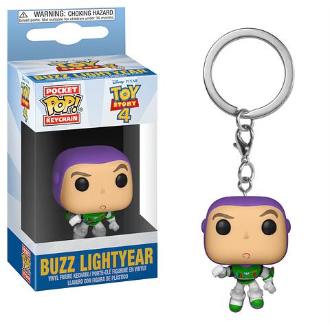Porta-chaves Pocket POP! Disney Pixar Toy Story 4 - Buzz Lightyear