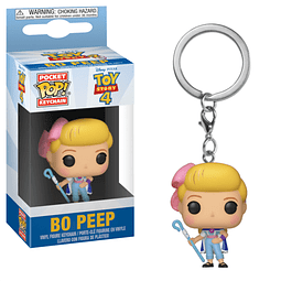 Porta-chaves Pocket POP! Disney Pixar Toy Story 4 - Bo Peep