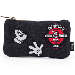 Porta-moedas Disney by Loungefly Mickey Patches