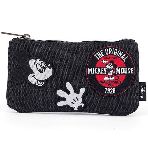Porta-moedas Disney by Loungefly Mickey Patches