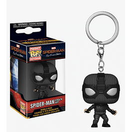 Porta-chaves Pocket POP! Marvel Spider-Man Far From Home: Spider-Man Stealth Suit