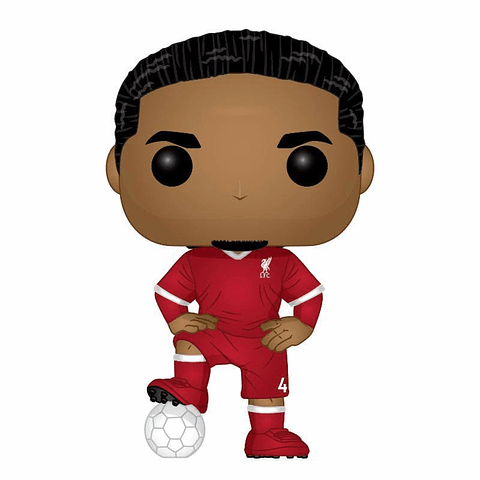 POP! Football: Liverpool - Virgil Van Dijk