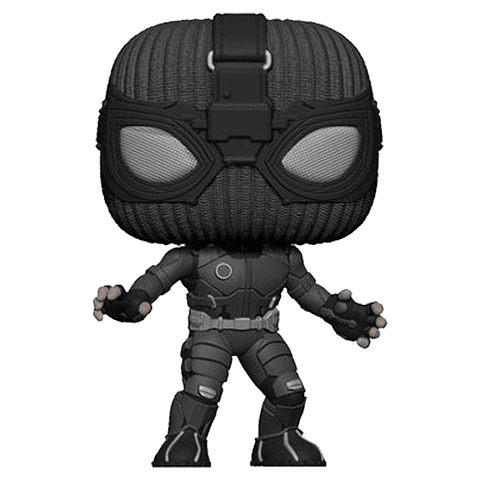 POP! Marvel Spider-Man Far From Home: Spider-Man (Stealth Suit)