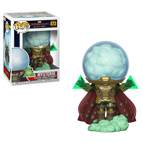 POP! Marvel Spider-Man Far From Home: Mysterio