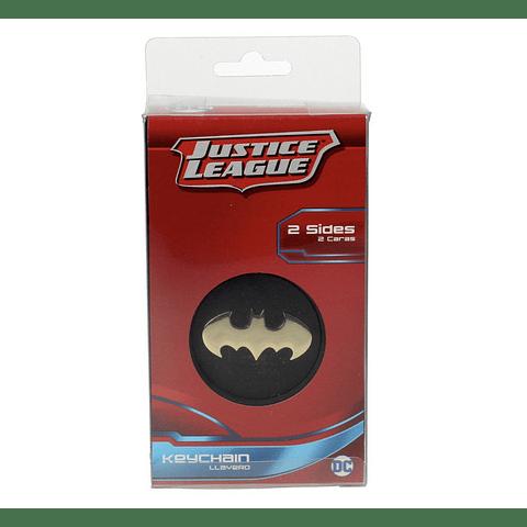 Porta-chaves Batman Golden Logo