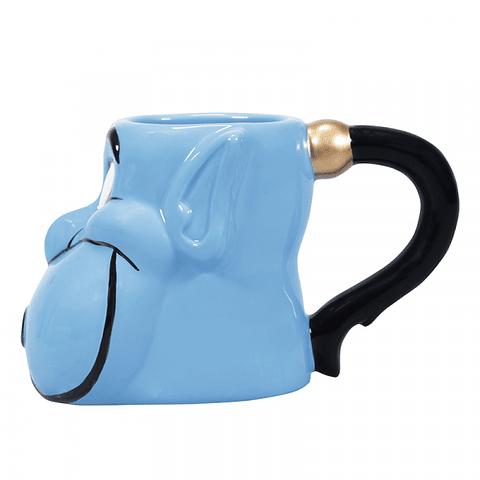 Caneca 3D Aladdin - Genie