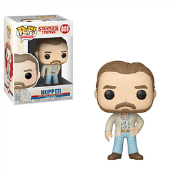 POP! TV: Stranger Things Season 3 - Hopper (Date Night)