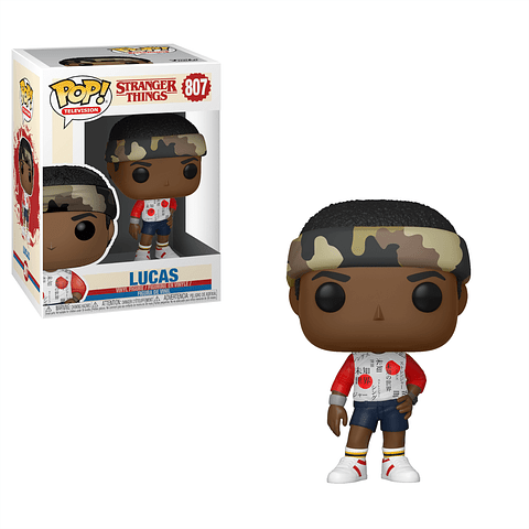 POP! TV: Stranger Things Season 3 - Lucas