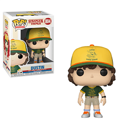 POP! TV: Stranger Things Season 3 - Dustin at Camp
