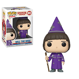 POP! TV: Stranger Things Season 3 - Will the Wise