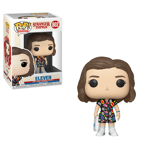 POP! TV: Stranger Things Season 3 - Eleven in Mall Outfit