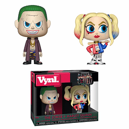 VYNL: Suicide Squad - The Joker & Harley Quinn