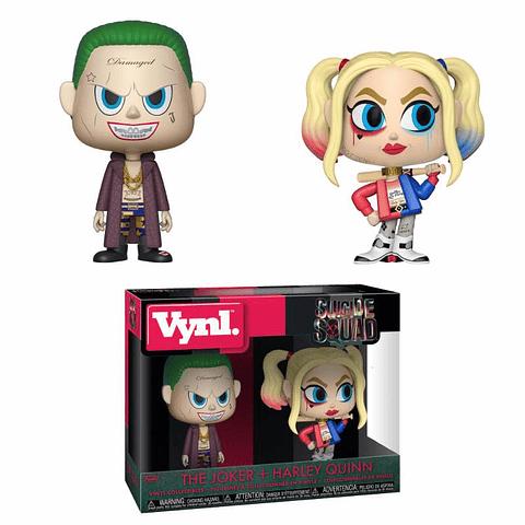VYNL: Suicide Squad - The Joker & Harley Quinn