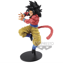 Dragon Ball GT: Son Goku Figure x10 Kamehameha
