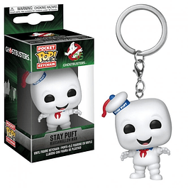 Porta-chaves Pocket POP! Ghostbusters: Stay Puft Marshmallow Man