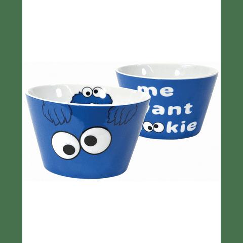 Taça Sesame Street Me Want Cookie