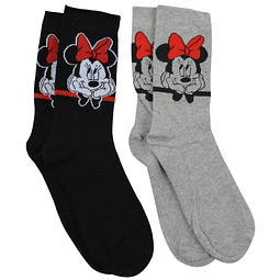 Conjunto de Meias Disney Minnie
