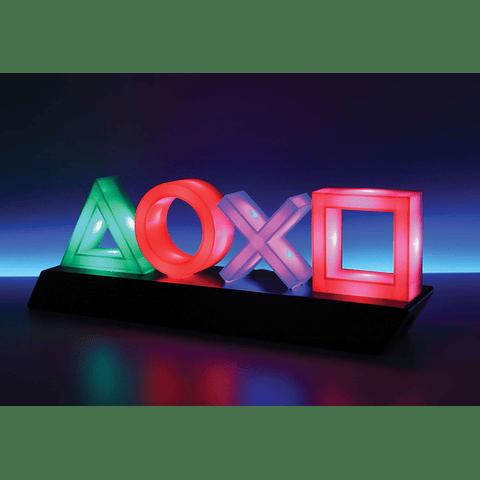 Luz de Presença PlayStation Icons