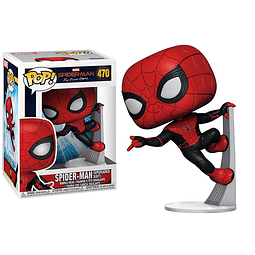 POP! Marvel Spider-Man Far From Home: Spider-Man (Upgraded Suit)