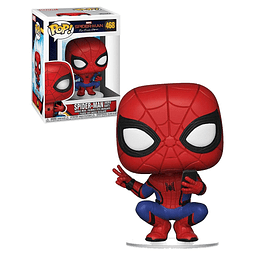 POP! Marvel Spider-Man Far From Home: Spider-Man (Hero Suit)