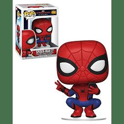 POP! Marvel Spider-Man Far From Home: Spider-Man (Hero Suit)