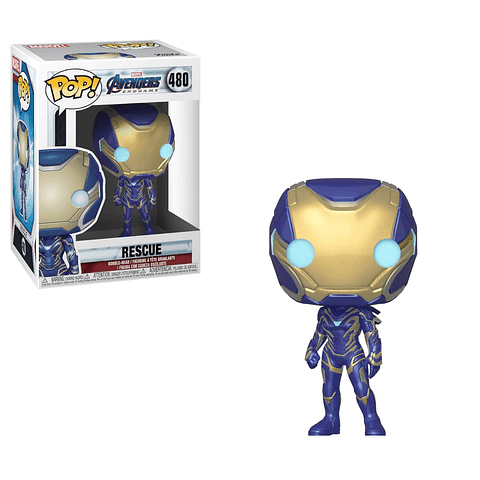 POP! Marvel Avengers Endgame: Rescue